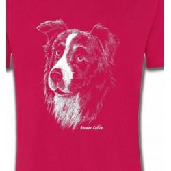 T-Shirts Border Collie Border Collie (D)