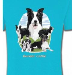 T-Shirts Border Collie Border Collie (E)