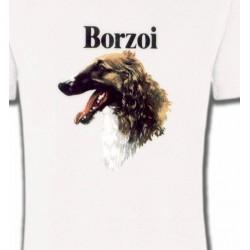T-Shirts Borzoi Borzoi (D)