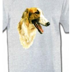 T-Shirts Borzoi Borzoi (A)