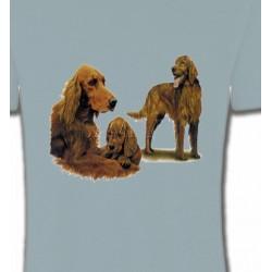 T-Shirts Setter Setter brun (J)