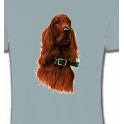 T-Shirts Setter Setter brun (G)