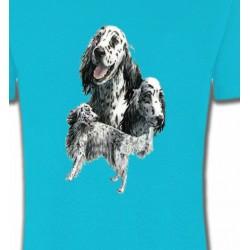 T-Shirts Setter Setter anglais