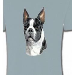 T-Shirts Boston Terrier Boston Terrier (D)