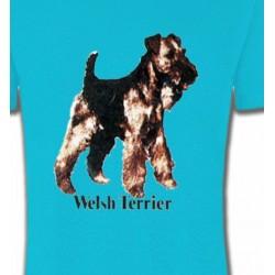 T-Shirts Welsh Terrier Welsh Terrier (F)