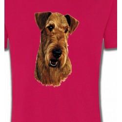 T-Shirts Welsh Terrier Welsh Terrier (L)