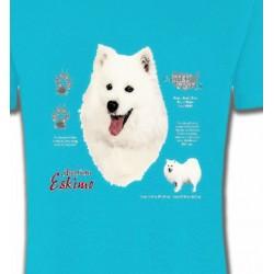 T-Shirts Esquimau Américain Esquimau Américain (B)