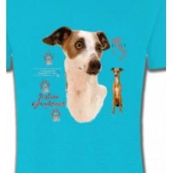 T-Shirts Lévrier Italien Lévrier Italien (A)