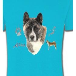 T-Shirts Akita Akita Chien