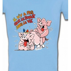 T-Shirts Humour/amour Humour cochon (J)
