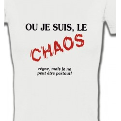 T-Shirts Humour/amour Humour (N2)