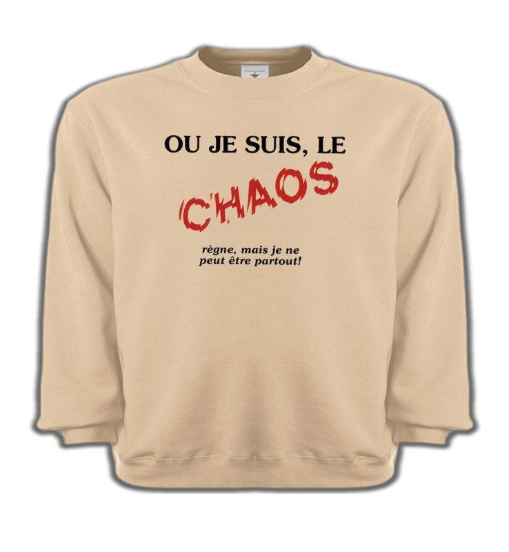 Sweatshirts EnfantsHumour/amourHumour (N2)