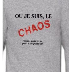 Sweatshirts Humour/amour Humour (N2)