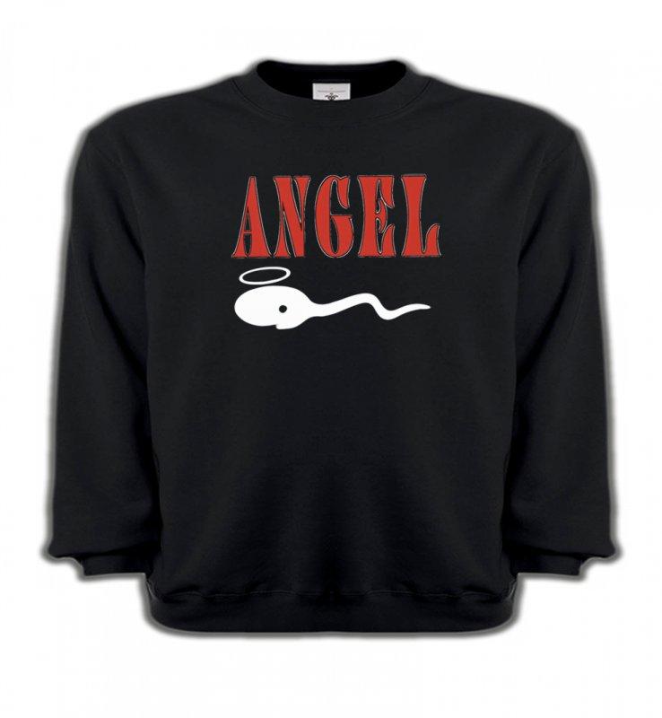 Sweatshirts EnfantsHumour/amourHumour Angel (Z3)