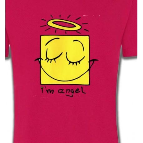 Humour je suis un ange (X3)