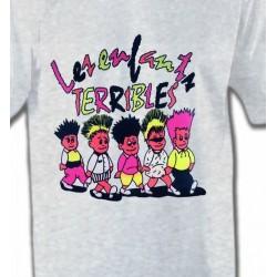T-Shirts Humour/amour Les enfants terribles