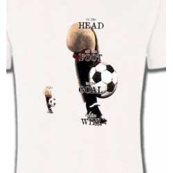 T-Shirts Sports et passions Football