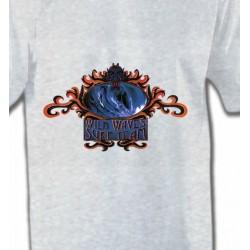 T-Shirts Sports et passions Surf
