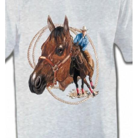 Cowboy et son cheval (E2)