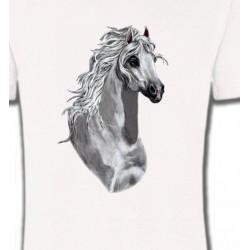 T-Shirts Cheval Cheval Blanc (T)
