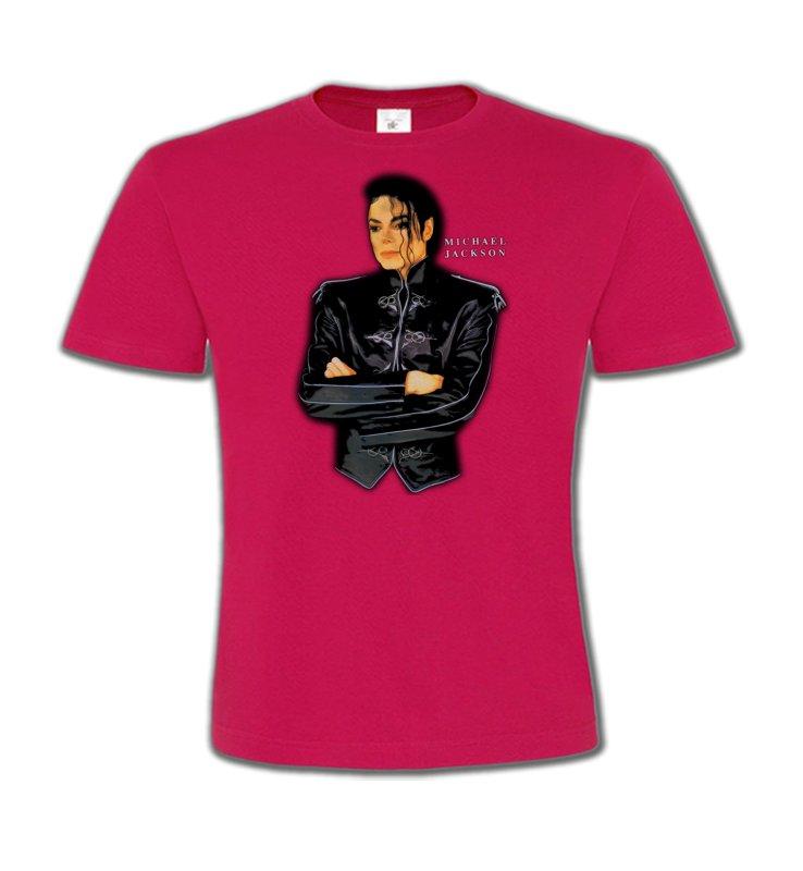 T-Shirts Col Rond EnfantsCélébritésMichael Jackson