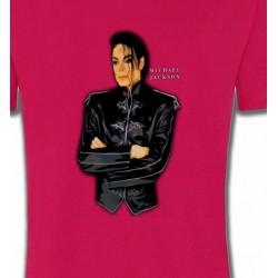 T-Shirts Célébrités Michael Jackson