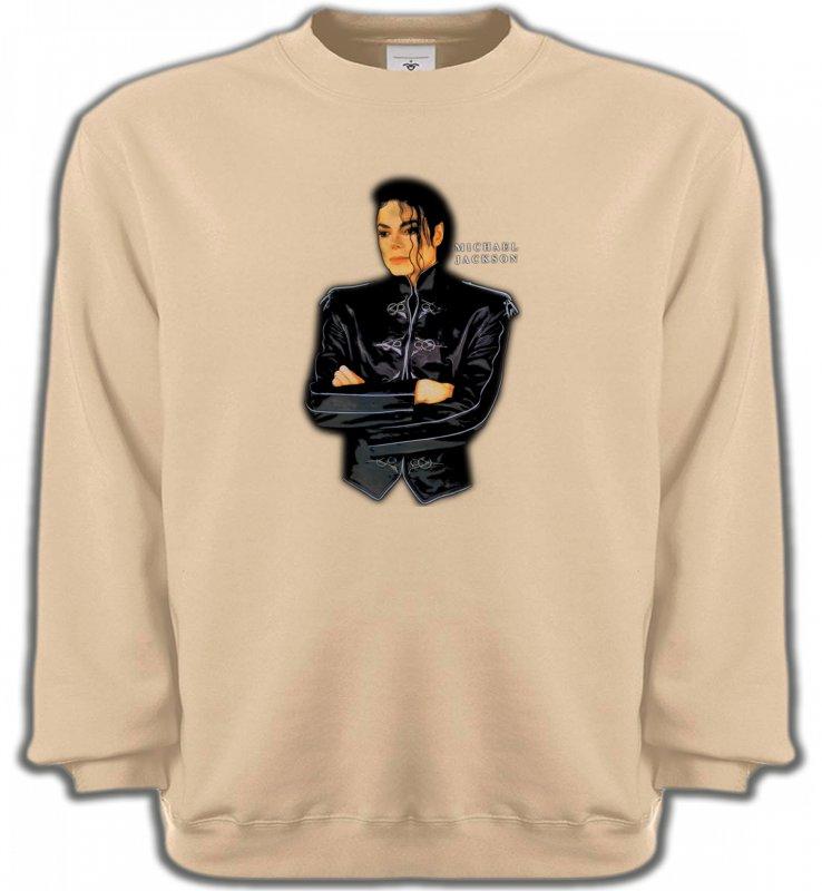 Sweatshirts UnisexeCélébritésMichael Jackson