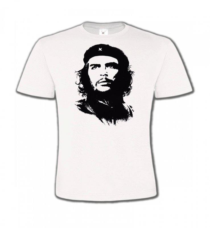 T-Shirts Col Rond EnfantsCélébritésChe Guevara