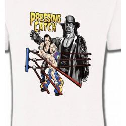 T-Shirts Célébrités Catch Undertaker