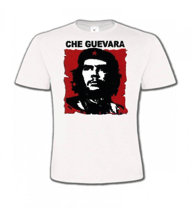 T-Shirts Col Rond EnfantsCélébritésChe Guevara (U)
