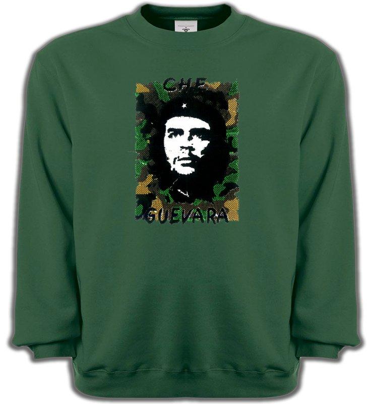 Sweatshirts UnisexeCélébritésChe Guevara (B2)