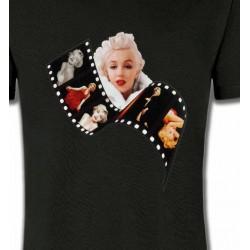 T-Shirts Célébrités Marilyn Monroe