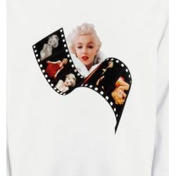 Sweatshirts Célébrités Marilyn Monroe