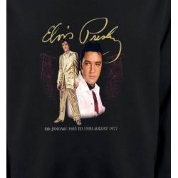 Sweatshirts Célébrités Elvis Presley (B)