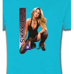T-Shirts Célébrités Shakira