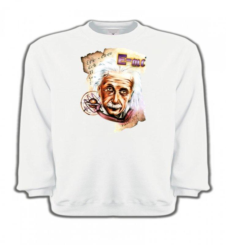 Sweatshirts EnfantsCélébritésAlbert Einstein
