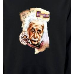 Sweatshirts Célébrités Albert Einstein