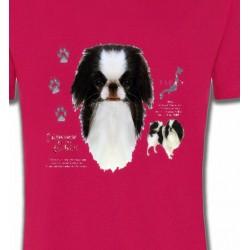 T-Shirts Signes astrologiques Epagneul Japonais