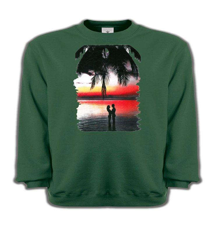 Sweatshirts EnfantsNature et paysagesCoucher de soleil