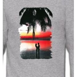 Sweatshirts Nature et paysages Coucher de soleil