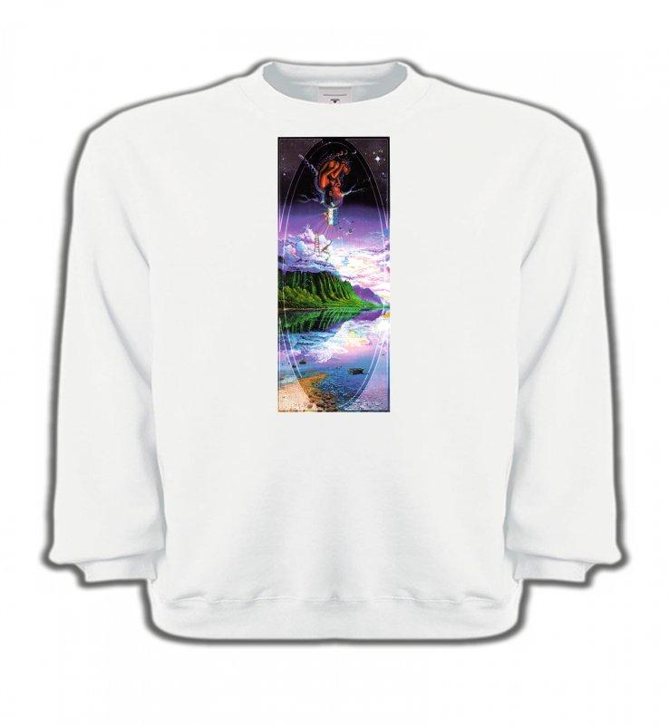 Sweatshirts EnfantsNature et paysagesPsychédélique