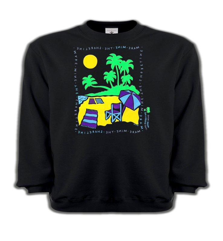 Sweatshirts EnfantsNature et paysagesPlage dessin