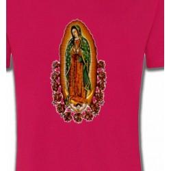 T-Shirts Politique et croyances Prière et roses