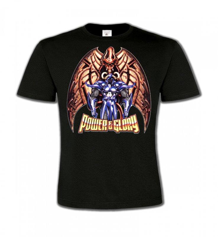 T-Shirts Col Rond EnfantsDragonsDragon Gargouille (R2)