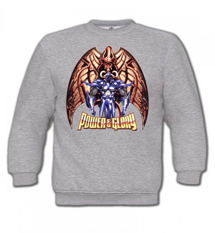 Sweatshirts EnfantsDragonsDragon Gargouille (R2)