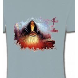 T-Shirts T-Shirts Col Rond Enfants Indienne prière (X)
