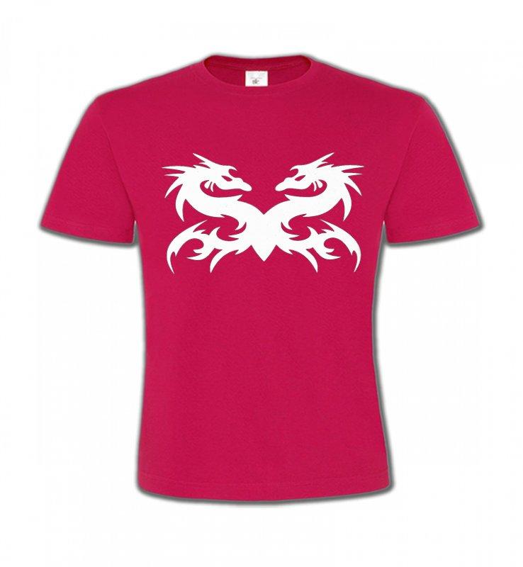 T-Shirts Col Rond EnfantsDragonsDragons (W5)