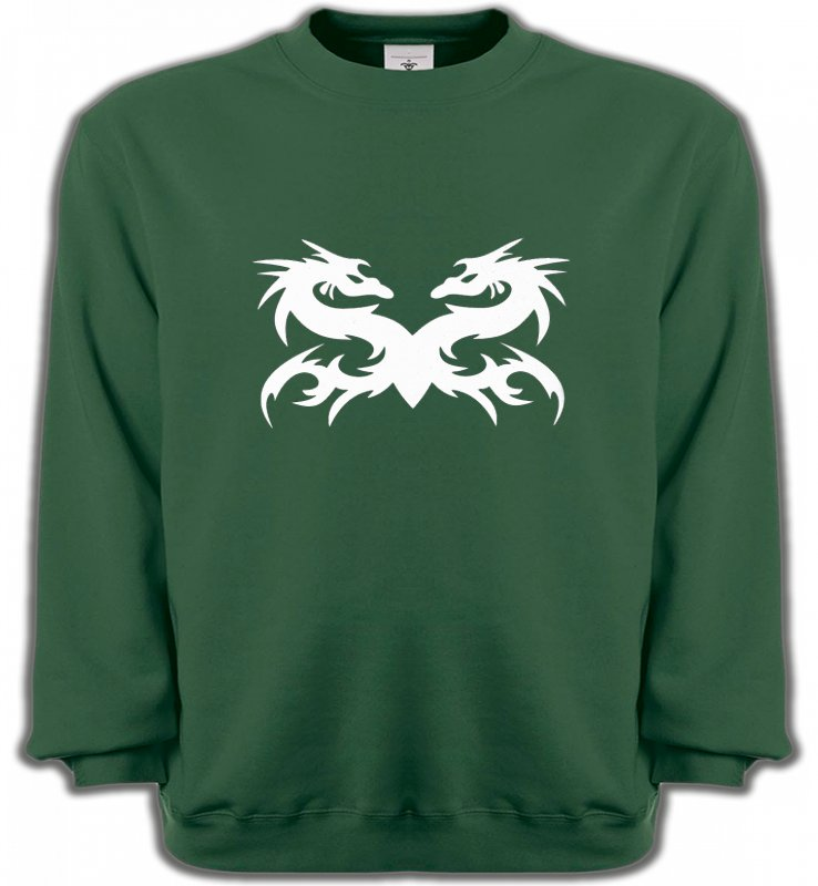 Sweatshirts UnisexeDragonsDragons (W5)