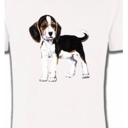 T-Shirts Enfants Beagle chiot (B)