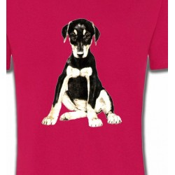 T-Shirts Doberman Doberman bébé (E)